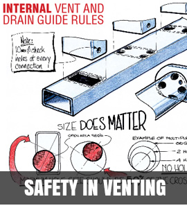 Safety in Venting